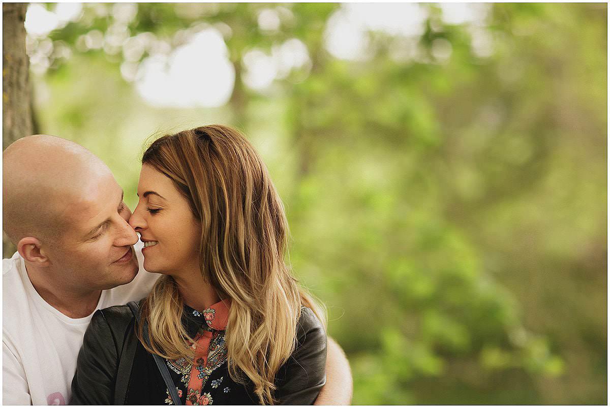 Gemma + Bradley – Post Wedding Portraits