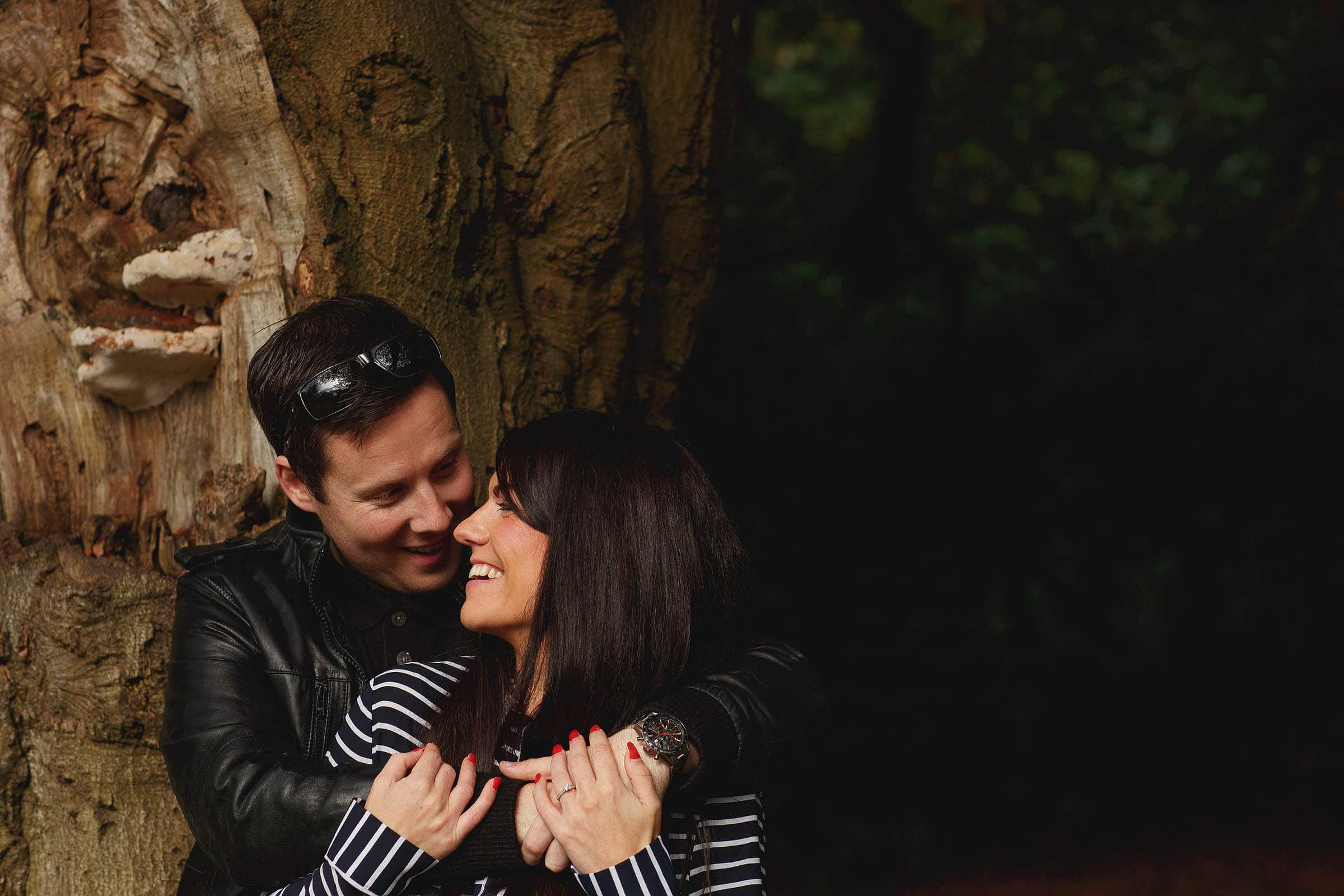 Engagement shoot in Manchester