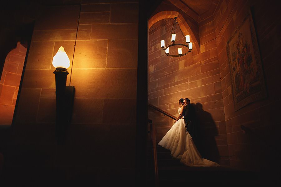 indoor-pictures-of-bride-and-groom-at-peckforton-castle-wedding
