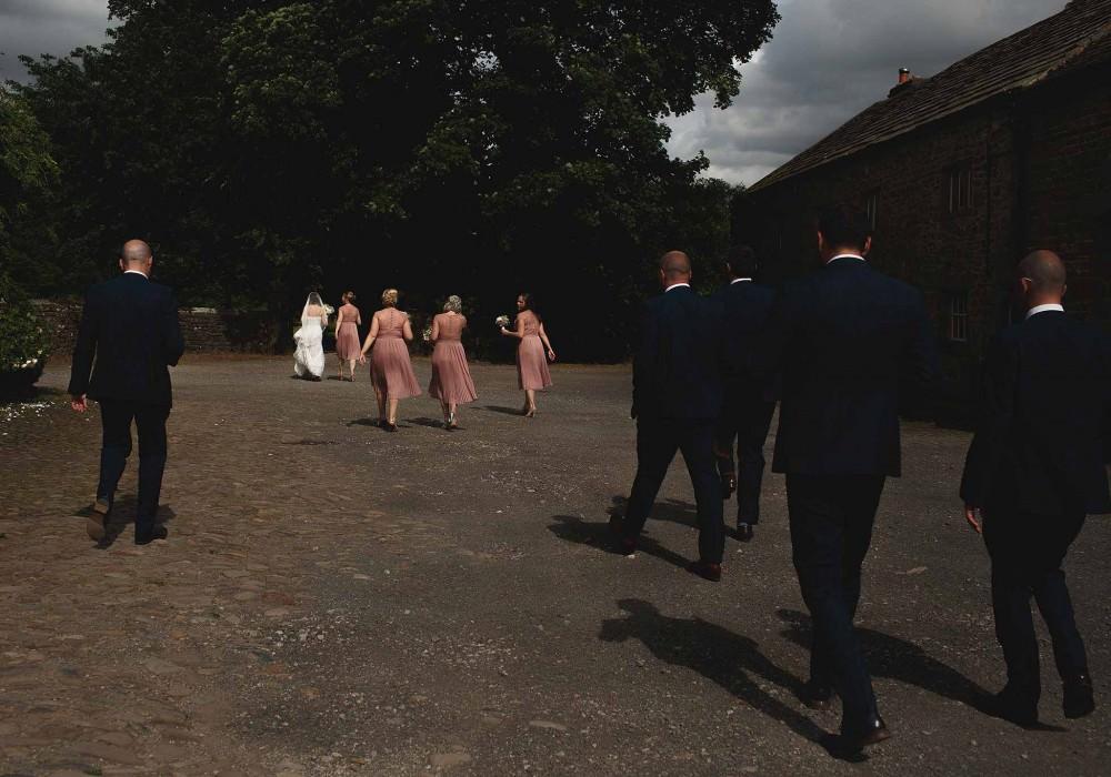 Browsholme Hall Wedding Photographer - Charlotte + Ashley.