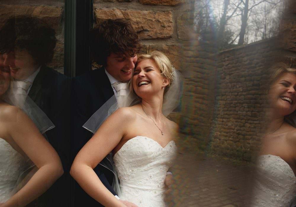 Fence Gate Wedding Photographs - Fran + Alex.