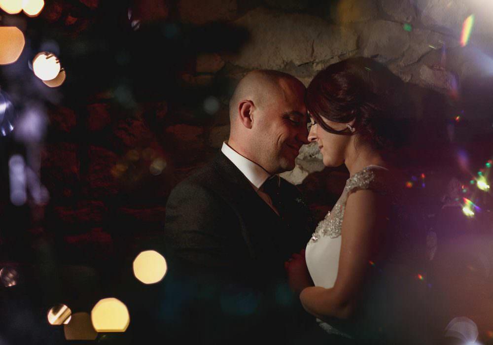 Christmas Browsholme Hall Wedding Photographs - Carmen + Lee.