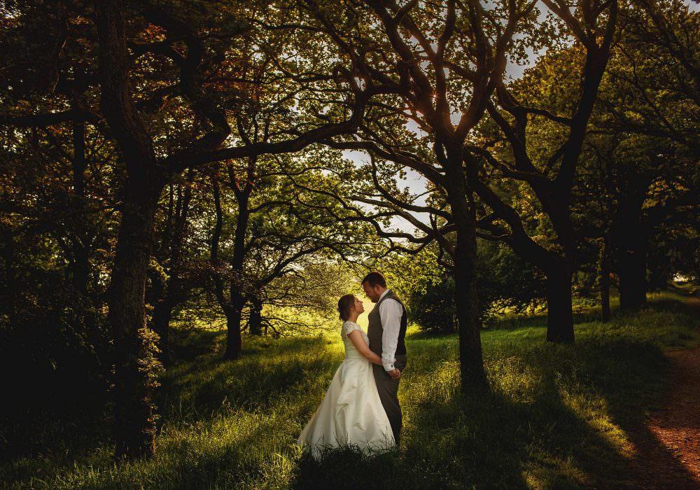 Rivington Hall Barn Wedding Photography - Jess + Mike.