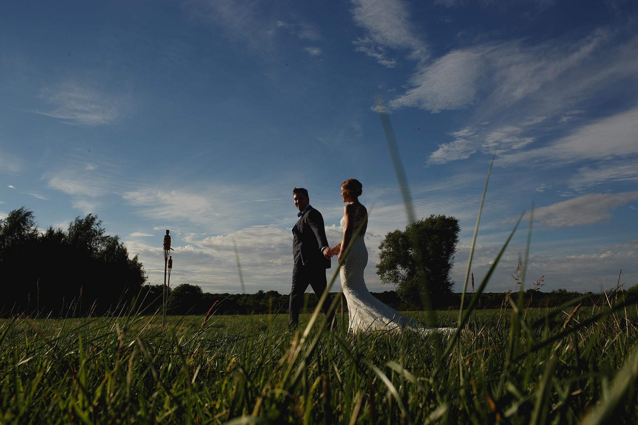 Teepee Wedding Photography – Sarah + Gavin