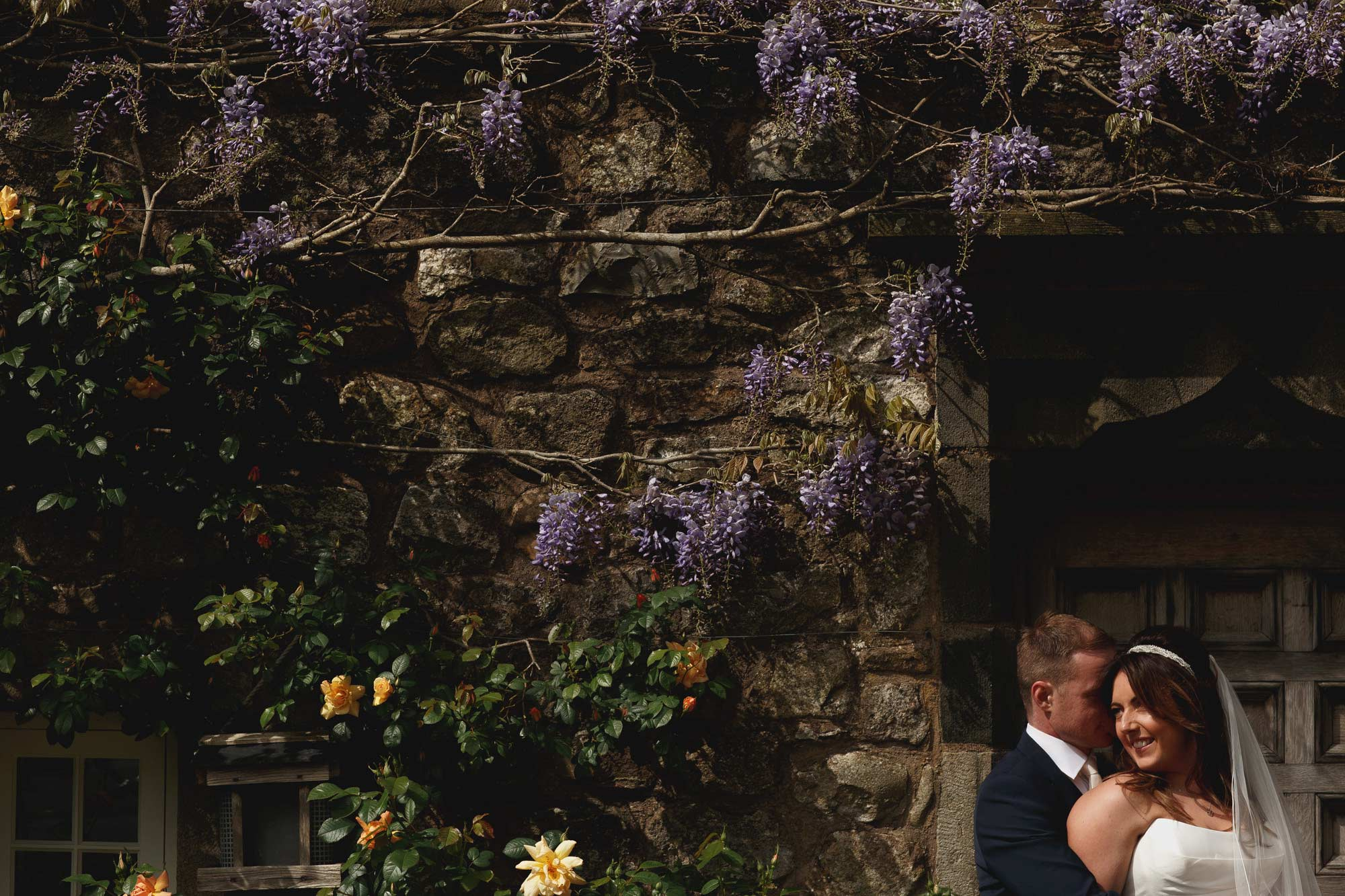 Inn at Whitwell Wedding photograph