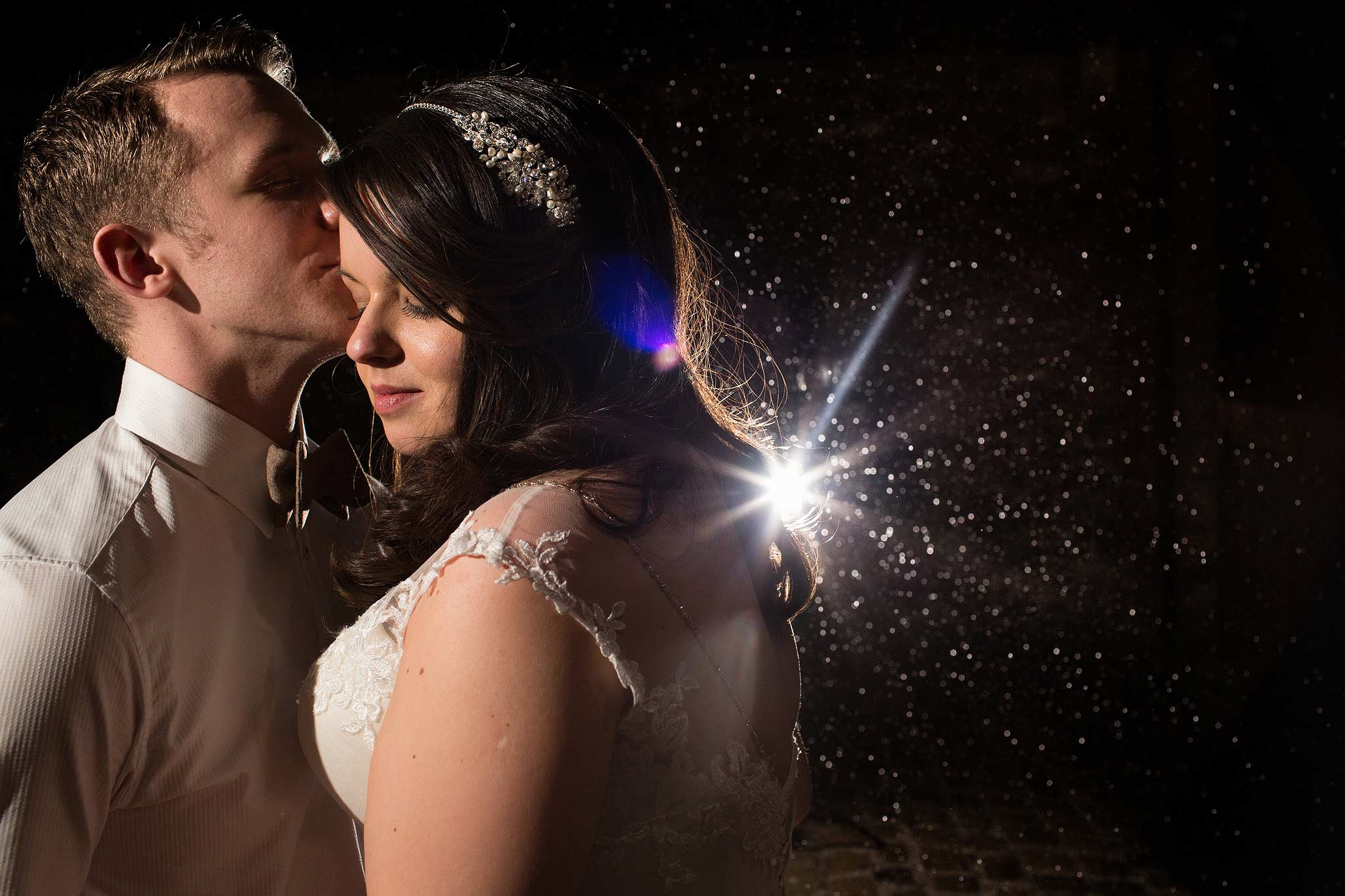 Winter Wedding at the Shireburn Arms