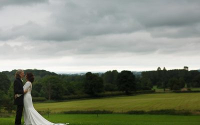 Summer wedding at Stirk House Hotel
