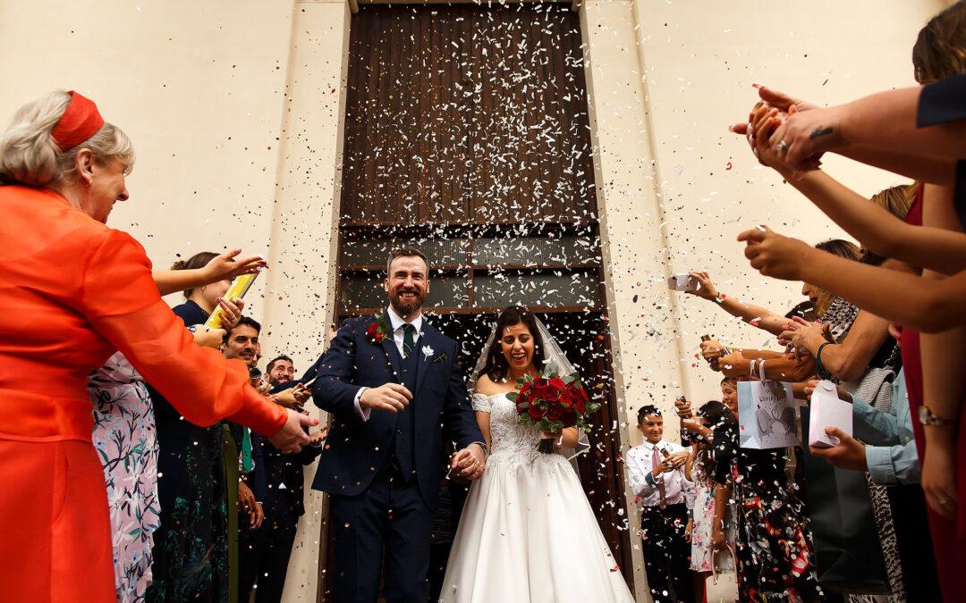Andaz Hotel London Wedding Photography