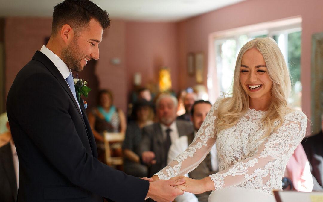 Spring Cottage Rivington Wedding Photography